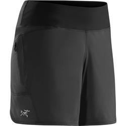 Arcteryx Ossa Short - Womens-Carbon Copy