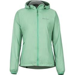 Marmot Ether DriClime Hoody - Womens-Double Mint