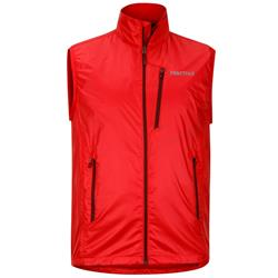 Marmot Ether DriClime Vest - Mens-Tomato