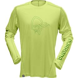 Norrona /29 Tech LS Shirt - Mens-Wasabi Wash