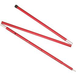 Adjustable Pole, 8 Foot (2.4m) - Red