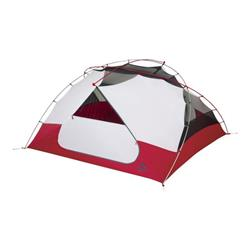 MSR Elixir 4 Tent, 4 Person - Red-Not Applicable