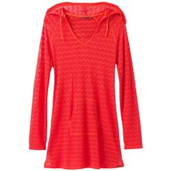 Prana Luiza Tunic - Womens-Electric Orange