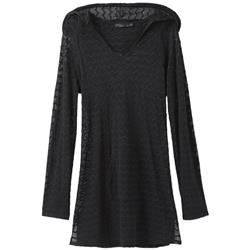 Prana Luiza Tunic - Womens-Solid Black