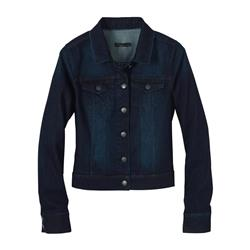 Prana Dree Jacket - Womens-Dark Indigo