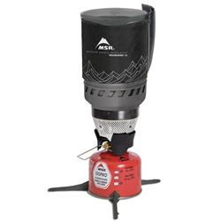 MSR WindBurner Stove System 1.8L - Black-Not Applicable