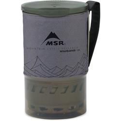 MSR WindBurner Pot 1.0L - Gray-Not Applicable