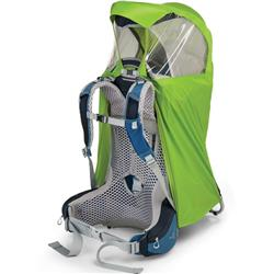 Osprey Poco AG Raincover for Child Carrier - Kids-Electric Lime