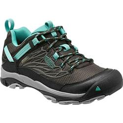 Keen Saltzman WP - Raven / Lagoon - Womens-Not Applicable