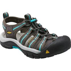 Keen Newport H2 - Raven / Capri - Womens-Not Applicable