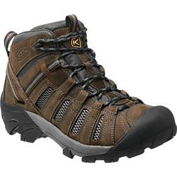 Keen Voyageur Mid - Cascade Brown / Raven - Mens-Not Applicable