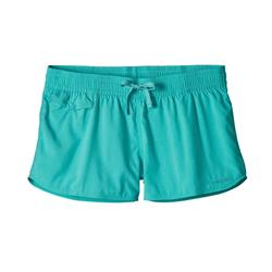 "Patagonia Light and Variable Board Shorts, 2.5"" Inseam - Womens-Howling Turquoise"