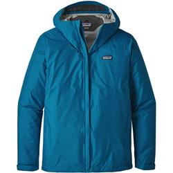 Patagonia Torrentshell Jacket - Mens-Balkan Blue