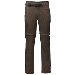 "The North Face Straight Paramount 3.0 Convertible Pants, Reg, 31"" Inseam - Mens-Weimaraner Brown"