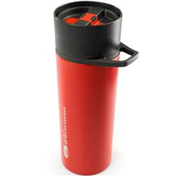 GSI Outdoors Glacier Stainless Commuter Java Press - Red-Not Applicable