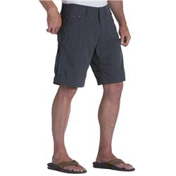 "Kuhl Konfidant Air Shorts, 10"" Inseam - Mens-Carbon"