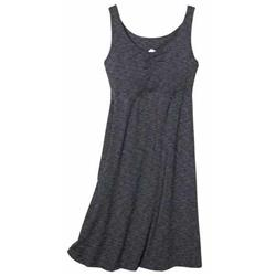 Kuhl Mova Aktiv Dress - Womens-Charcoal Heather