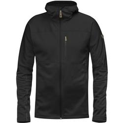 Fjallraven Abisko Trail Fleece - Mens-Black