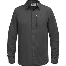 Abisko Hike Shirt LS - Solid - Mens