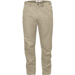 Fjallraven High Coast Trousers, Reg - Mens-Limestone