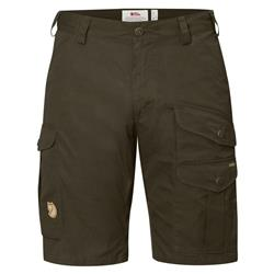 Fjallraven Barents Pro Shorts - Mens-Dark Grey