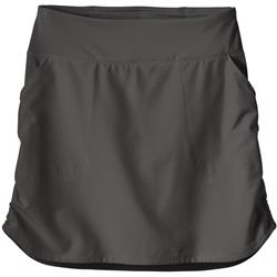 Patagonia Tech Fishing Skort - Womens-Forge Grey