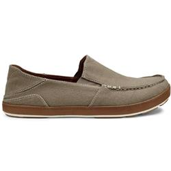 Olukai Puhalu Canvas - Mens-Clay / Toffee
