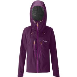 Rab Spark Jacket - Womens-Berry