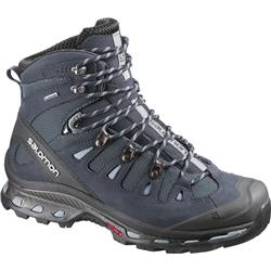 Salomon Quest 4D 2 GTX  - Deep Blue / Stone Blue / Light Onix - Womens-Not Applicable