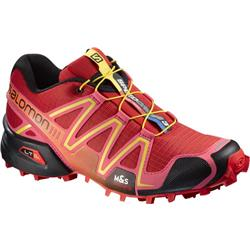 Salomon Speedcross 3 - Radiant Red - Womens-Not Applicable