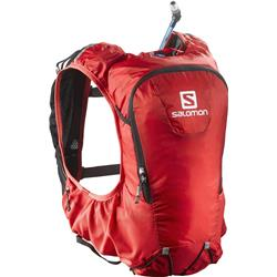 Salomon Skin Pro 10 Set - Bright Red / Black-Not Applicable