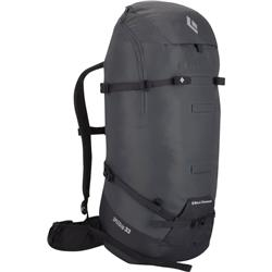 Black Diamond Speed Zip 33L Backpack-Graphite