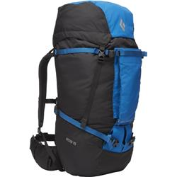 Black Diamond Mission 75L Backpack-Cobalt / Black