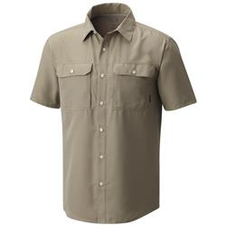 Mountain Hardwear Canyon SS Shirt - Mens-Badlands