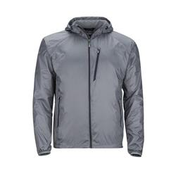 Marmot Ether DriClime Hoody - Mens-Grey Storm