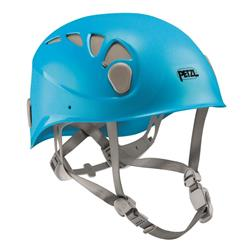 Petzl Elios Durable Helmet with Sliding Vents-Blue