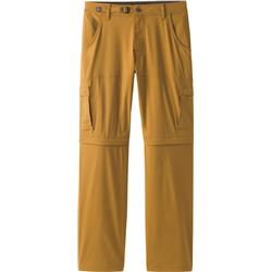 "Prana Stretch Zion Convertible Pants, 34"" Inseam - Mens-Bronzed"