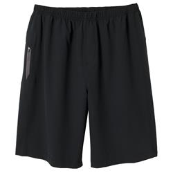 "Prana Vargas Short, 9.5"" Inseam - Mens-Black"