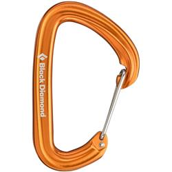 Black Diamond HotWire Carabiner-BD Orange