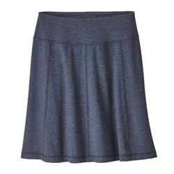Patagonia Seabrook Skirt - Womens-Dolomite Blue