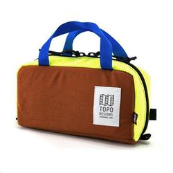 Topo Designs Minimal Hip Pack-Clay / Yellow