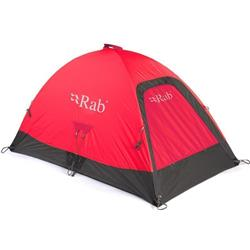 Rab Latok Mountain 2, 2 Person (Fire Resistant)-Pimento
