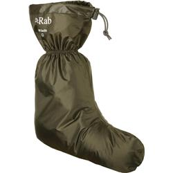 Rab Vapour Barrier Socks-Dark Olive