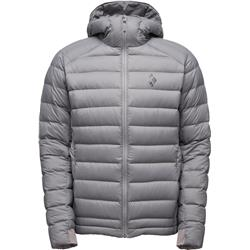 Black Diamond Cold Forge Hoody - Mens-Ash