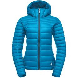 Black Diamond Cold Forge Hoody - Womens-Aegean