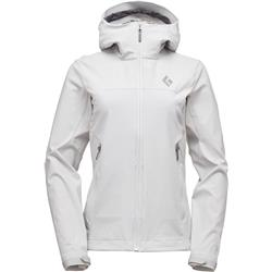 Black Diamond Dawn Patrol Shell - Womens-Aluminum