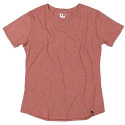 Duckworth Vapor Tee - Womens-Garnet