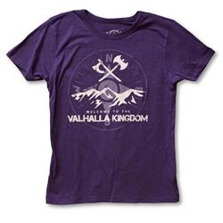 VPO Online VPO Kingdom T-Shirt - Womens-Mulberry