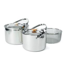 Snow Peak Al Dente Cookset-Not Applicable