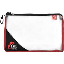OnSight Equipment Window Pouch 3 - Large-Red